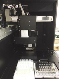 聯毅自動化細胞檢測系統 助智慧醫療