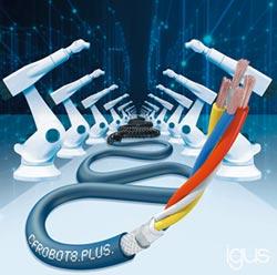 igus乙太網電纜 確保機器人通信