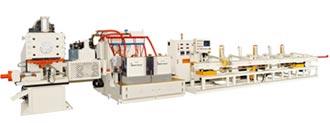 汽門最佳生產利器 桂全首創棒鋼加熱高速精密切斷機