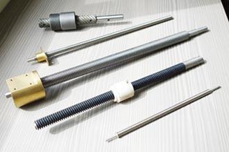 尚穎精密螺桿蝸桿 品質至上、用途廣泛