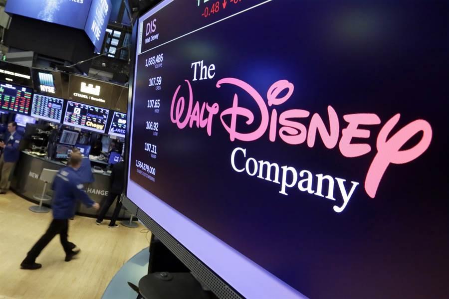 迪士尼遭踢爆虛報收入。(美聯社資料照片)
