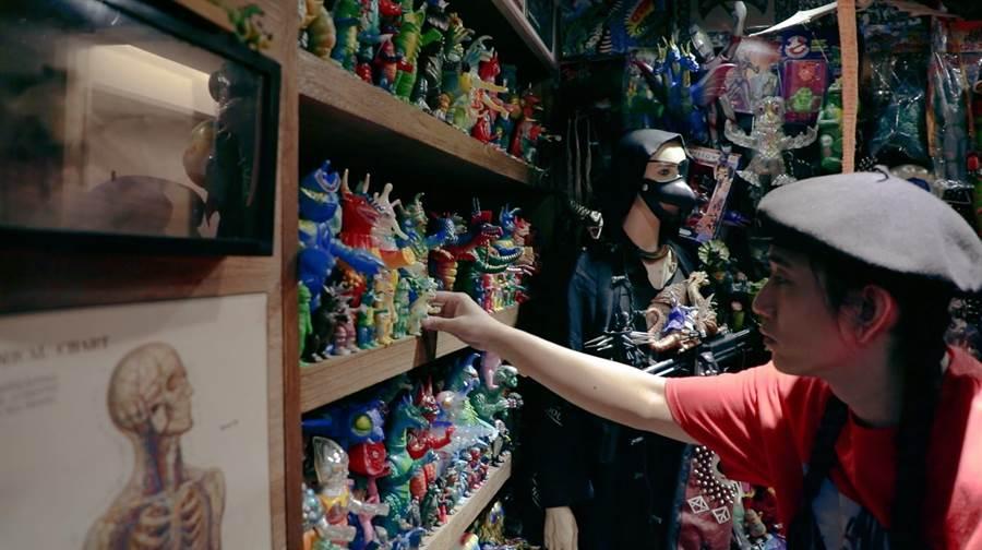 恐怖份子愛上玩具,花5年收藏少年時的回憶
