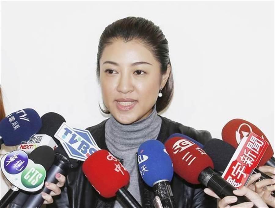 國民黨立委許淑華。(資料照片,姚志平攝)