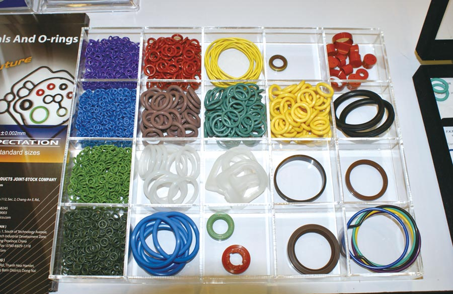 台灣優力膠業公司製造的優質產品。圖/業者提供