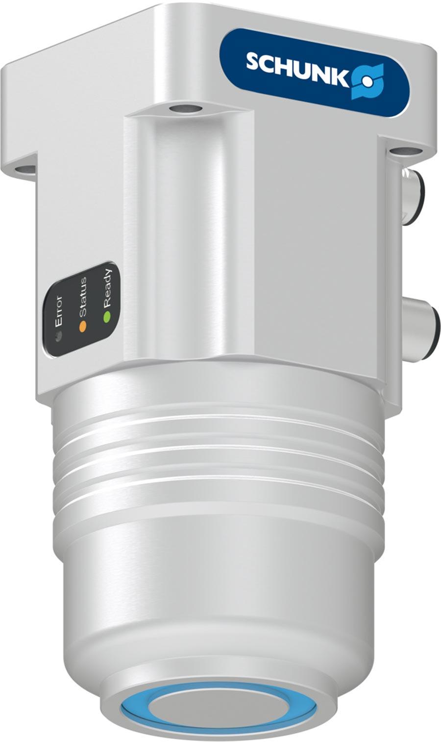 SCHUNK電動磁力機械夾爪。圖/業者提供
