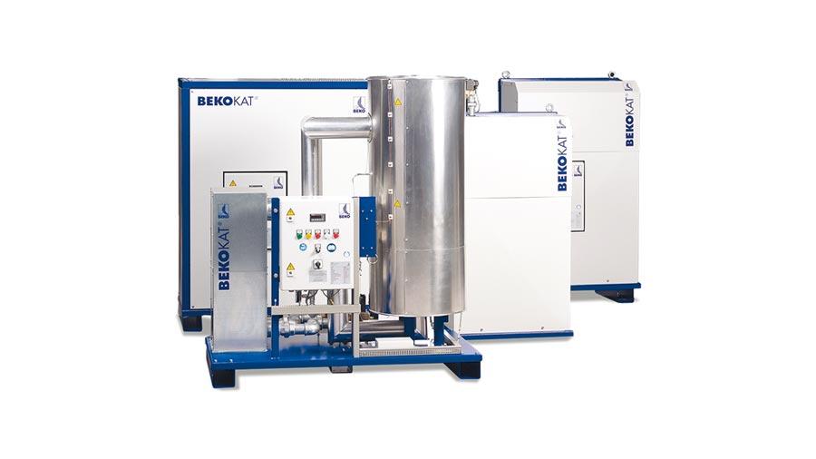 透過壓縮空氣含油份分析儀,可線上監測壓縮空氣中的殘油含量,提升製程品質,降低產品不良率。圖/業者提供