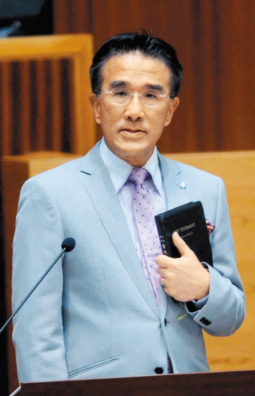 香港議員田北辰昨表示,港府應在9月初前回應民眾部分訴求,讓社會在10月1日前恢復平靜。(中新社)