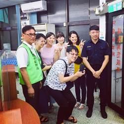 警單憑1張收據 日籍旅客找回手機
