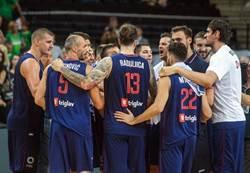 世界盃》戰力榜更新 塞爾維亞竄升第1
