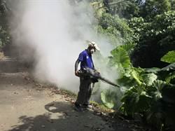 三清宮健行步道仍屬登革熱傳播高風險區  環保局動員前往噴藥