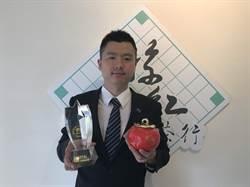 孫紅茶行連3年摘歐洲「三星獎」 並獲最高榮譽「水晶獎」