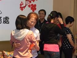 單親媽媽的媽祖婆 陳楊麗蓉助500個她走出困境