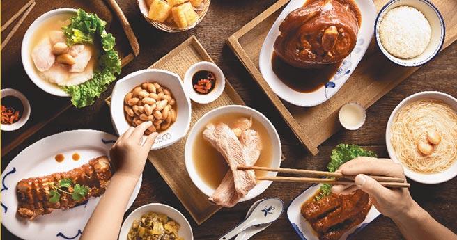 SOGO復興館B2美食街引進新加坡名店「松發肉骨茶」。(SOGO提供)