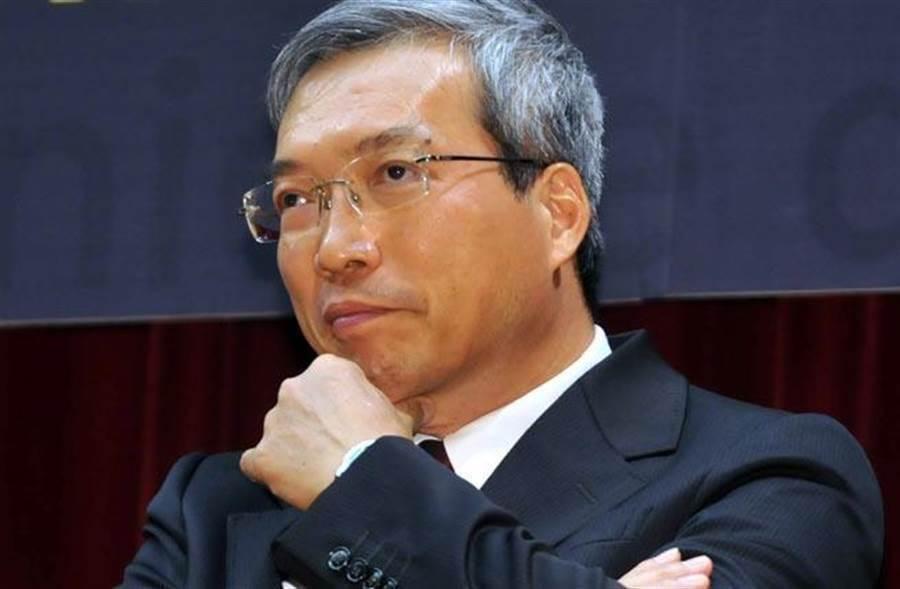 财信传媒董事长谢金河。(资料照)