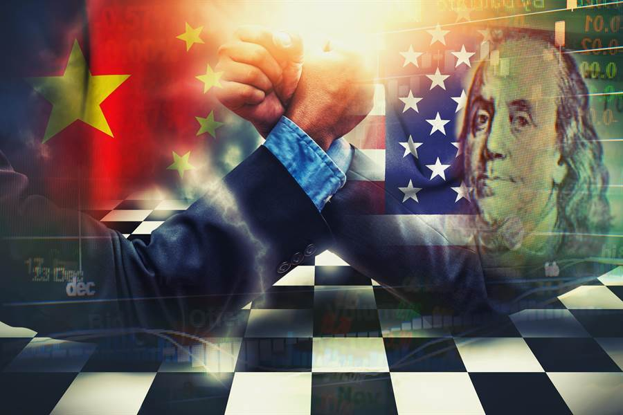 中國大陸商務部說,如果美方再以關稅施壓,將採報復行動。(達志影像/Shutterstock)