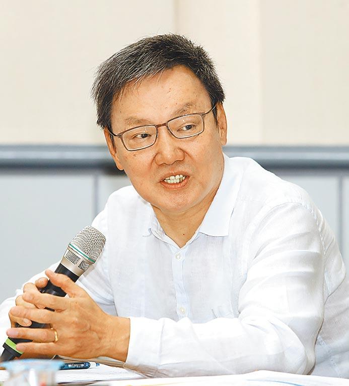 台北論壇董事長蘇起