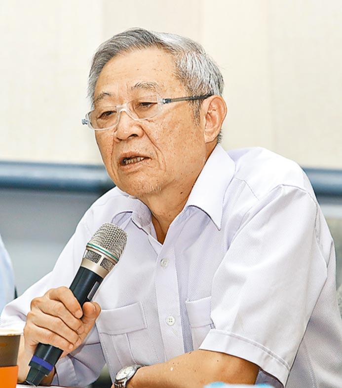 亞太和平研究基金會首席顧問趙春山