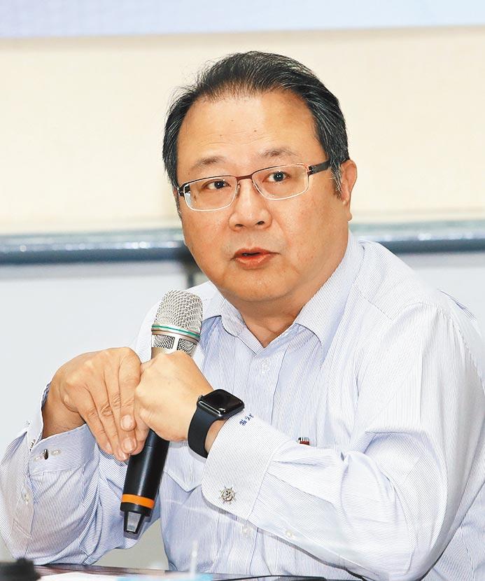 淡江大學戰研所副教授黃介正