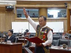 范織欽遞補高巿議員 將加入民進黨團