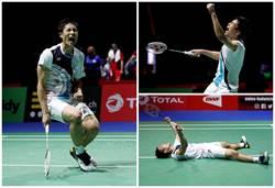 羽球世錦賽》周天成迎戰泰國華裔選手拚獎牌