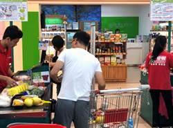 白鹿來了 量販、超市蔬菜增2倍貨量