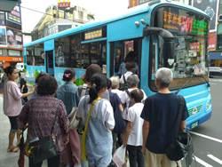搶救市公車虧損 明年起上下車刷卡蒐大數據