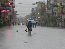 剛經歷0813豪雨又遇颱 台南水利局預布422台抽水機防汛