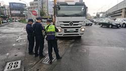 三民二分局交通大執法 保障用路人安全