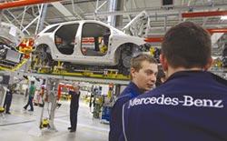 歐元區8月製造業PMI 意外揚升