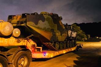 「白鹿」颱風來襲 海軍完成救災部署
