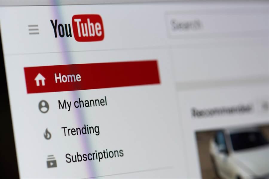 繼臉書與推特之後,影音社群網站Youtube也決定關閉210個受陸政府資助頻道。(示意圖/shutterstock)