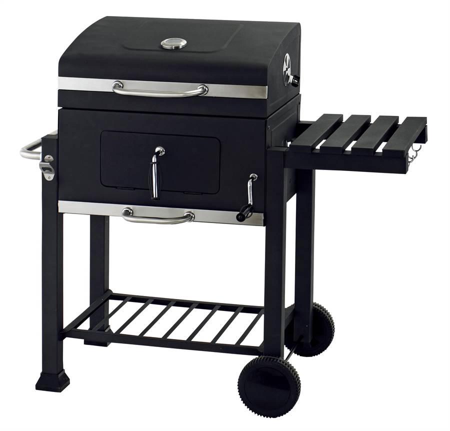 多倫多豪華型烤肉爐原價4190元,特價4990元。(特力屋提供)