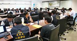中市建設局因應白鹿颱風召開防災會議 強調市民安全優先