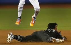 MLB》阿庫尼亞才21歲 史上第2年輕30-30