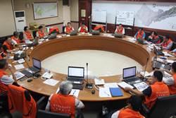 白鹿颱風午登陸 中市設三級應變中心全力戒備
