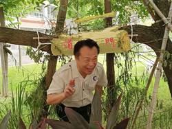 翁章梁率教育同仁參加童軍營 推動童軍重要性