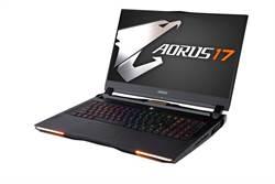 拚業績!技嘉發表最新AORUS 17頂規電競筆電新品