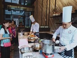 慶祝祖父母節 總舖師幫社區阿公阿嬤加菜