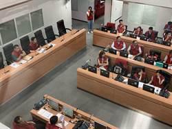 白鹿颱風襲台 徐國勇:全力達到沒有人員傷亡