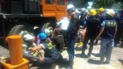 移民署新竹縣市專勤隊全面動員 查緝非法移工大有掌獲