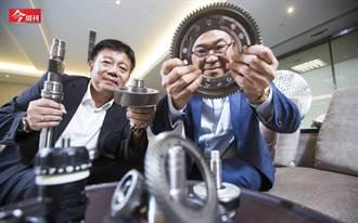靠齒輪「賺」了18年!從縫紉機做到機器人心臟
