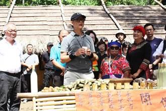 史詩旗艦劇《傀儡花》開鏡!曹瑞原舉行排灣族傳統祭儀向祖靈祈福