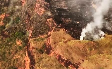 亞馬遜雨林狂燒三周不停 每分鐘燒掉一個半足球場