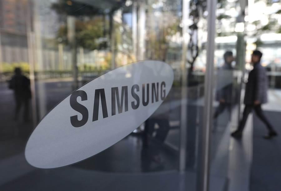 三星否认「7奈米EUV」5G晶片良率有问题。(美联社)