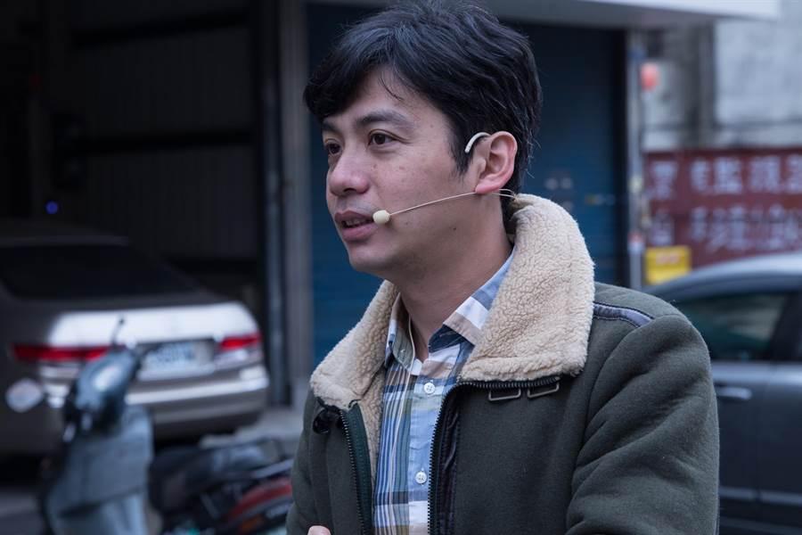 邱明憲源於對故鄉的感情,2011從台北返鄉回彰化,思索著怎麼讓彰化「被看見、被感動」。(邱明憲提供)