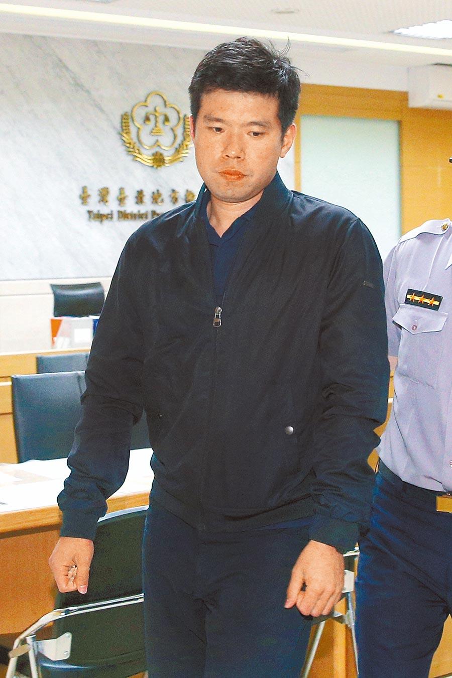 國安私菸案中,少校行政參謀吳宗憲被依貪汙治罪條例重辦起訴,未來將面對最重無期徒刑的刑罰。(本報資料照片)