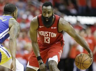 NBA》哈登苦練新招:後側步單腳三分