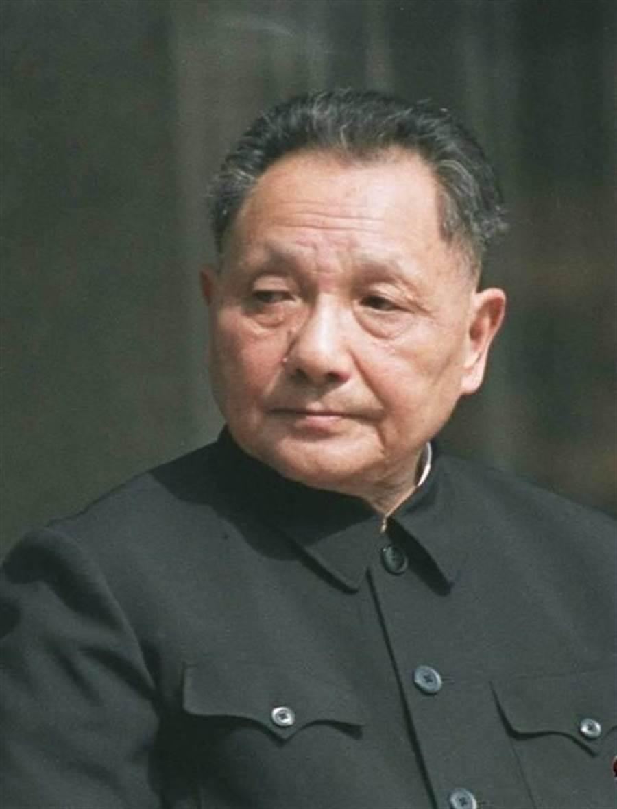 已故大陸前領導人鄧小平。(圖/新華網)