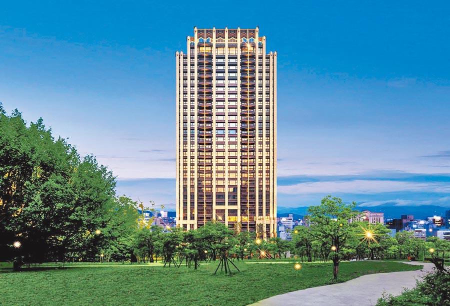 海外資金回流禁止炒房,圖為大安區豪宅「敦南寓邸」。(業者提供)