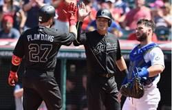 MLB》張育成攻守俱佳!大聯盟球迷喝采